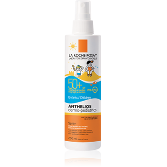 ANTHELIOS DERMO-PEDIATRICS SPF 50+ SPRAY FÁCIL APLICACIÓN