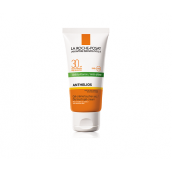 ANTHELIOS ROCHE POSAY ANTI-BRILLOS 30SPF GEL CREMA TOQUE SECO