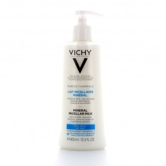 Vichy Pureté Thermal Leche Micelar 400 ml