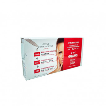VITAL PLUS ACTIVE PACK JAL+GLY+COL 3X15ML