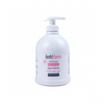 Letifem® Woman gel íntimo 500ml